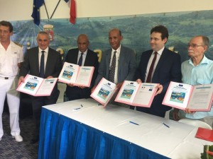 Signature accord-cadre Marin 21 avril 2016